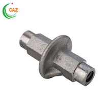 Concrete Scaffolding Formwork Accessories Customized Strong Connector Wing Nut Water Barrier Nut