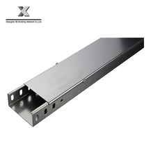 galvanized metal steel outdoor cable tray and trunking