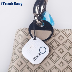 2017 mini location tracker keychain finder, bluetooth finder security alarm system with app for iPhone and Android phone