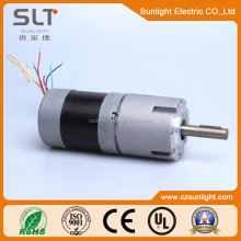 dehumidifier fan DC gear Brushless Electric Motor