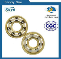 20 years experience china bearing factory supply high precision deep groove miniature ball bearing