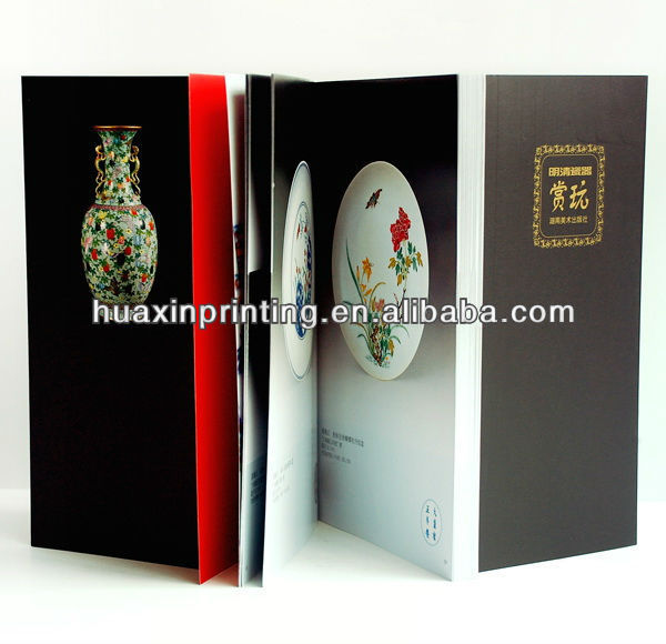 Quality Ming Dynasty Porcelain Book Printing