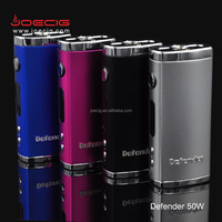 tank atomizers mini smoking pipes paypal Shenzhen Joecig defender box mod 50w