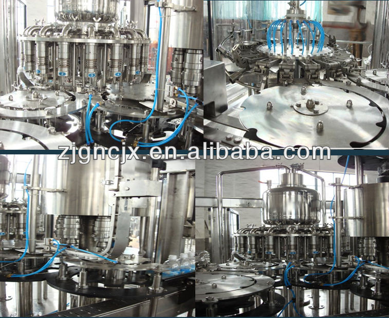 15000bph aseptic fruit juice processing production line