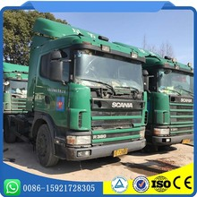 Cheap Price and High Quality Scania Hot Sale R380 Used Tractor Truck Head