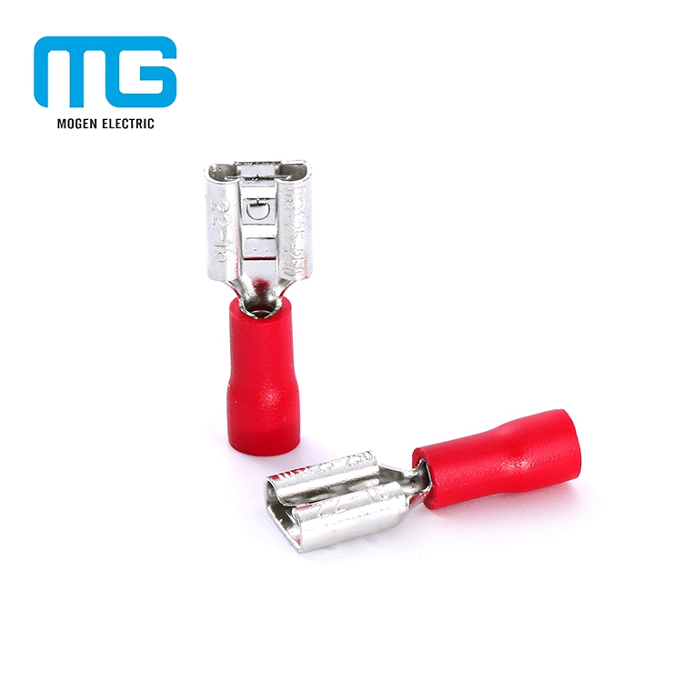 Wholesale Insulated Crimp Female Terminal Disconnects Lugs