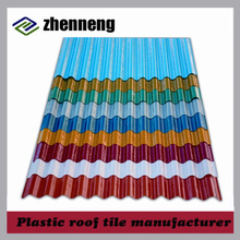 Factory supply plastic sheet for roofing covering prices