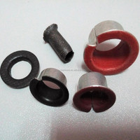 TEFLON DP11 FLANGE DP4-B BUSHING/DP31 BEARING SELF LUBRICATING PTFE BUSH