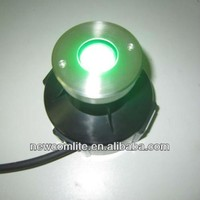 Outdoor Recessed LED Swimming Pool Light IP68 Single Color RGB