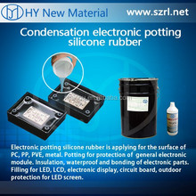 silicone for potting electronic circuit board