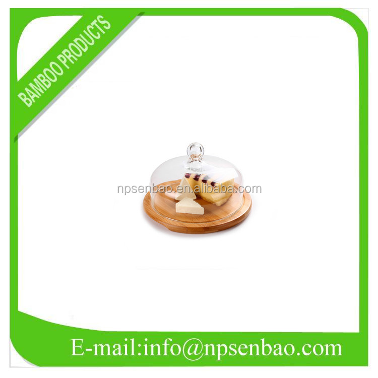 China Manufacture Small Bamboo Tray