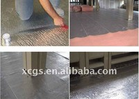 waterproof flooring foil foam heat insulation underlay