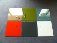 China quality product oem glass magnet board BSCI certificate