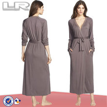 Womens Modal Long Elegant delicates sweater Robes