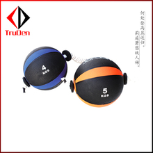 Crossfit Rubber Material Colorful Bouncing Medicine Ball