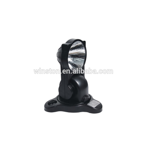 IP66 Waterproof Remote Control Searchlight Used in Wild Sea for Searching Patrol