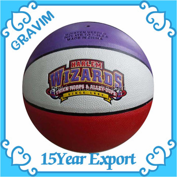 Custom basketball ball size 7