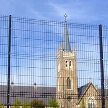 2017 hot sales metal welded 3d wire mesh fence vallas panel nylon for china bulk site