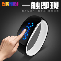 bracelet Touch Screen unisex watches LED digital couple ultrathin