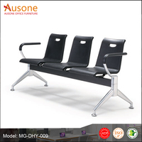 3-Seater Bus Station Waiting Area Airport Waiting Chair Price
