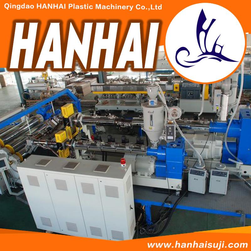 new tenology pp/tpu sheet extrusion machine for manufacturer with high quality