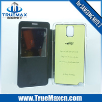 Smart Cover Leather Portfolio Case for Samsung Galaxy Note 3 N9000