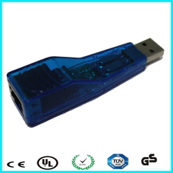 USB 2.0 to lan wireless rj45 network ethernet adapter