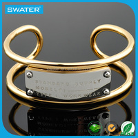 New Model Stainless Steel Bangle Fashion Leader Jewelry