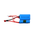 3S1P 10.8V 2100mAh Lithium Ion Batteries 18650 Battery pack for Electric tool