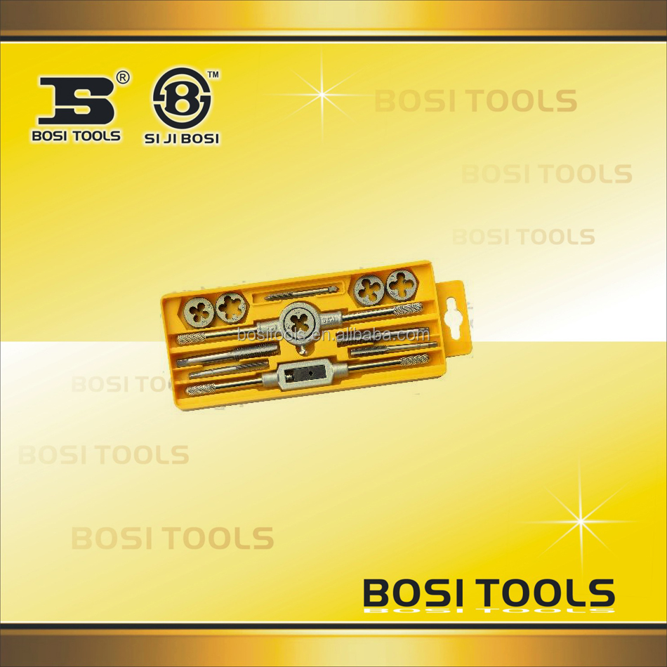 12PCS thread taps set Good Drill Tools