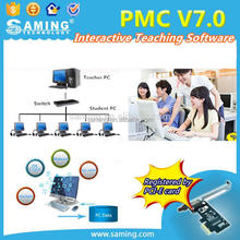 Saming PMC computer lab management software/ easy for lab administrator to conduct network management/ recovery system