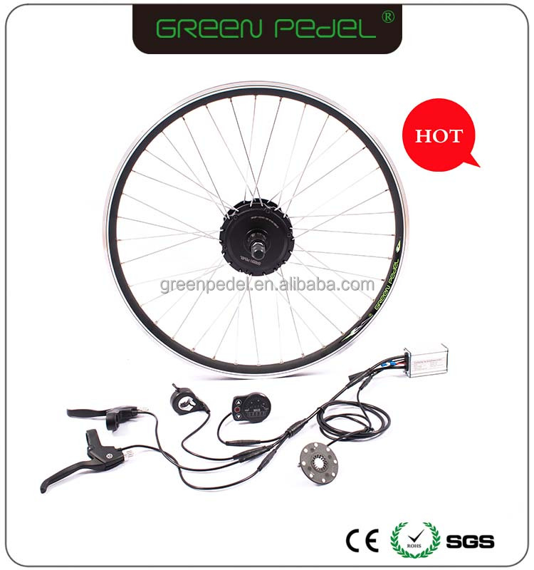 2017 new design 250w electric bicycle motor 36v e bike kits with lithium battery