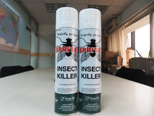 "The Famous Brand ""Spritex"" Aerosol Spray killer for Africa Market (300ML, 400ML, 600ML)"