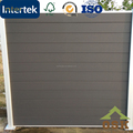 New design waterproof environmental friendly WPC Fencing