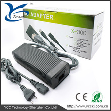 Wholesale! for xbox 360 power supply ac adapter