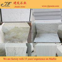 Italian polished travertine marble flooring tile type for market demand