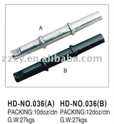 HD-NO.36(A/B) bicycle hub axle with best sale
