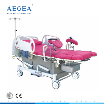 AG-C101A01 gynecology birthing delivery electric hospital obstetric labour chair for women