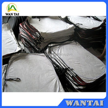 2012 hot sell Nylon front rear universal car sunshade tyvek car sunshade