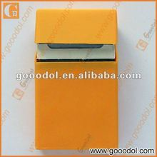 silicone cigarette box in hot color