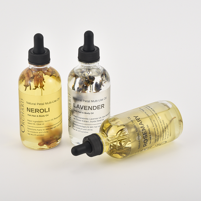 Private Label pure natural organic neroli multi-use <strong>oil</strong> essential <strong>oil</strong> dried flower carrier <strong>oil</strong>