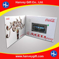 "New Arrival 1.8-7"" LCD Invitation Lcd Video Greeting Card Module"