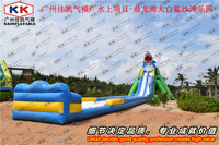 Beach Party Giant Shark Slip And Slide, Slip N Slide For Adult, Inflatable Slip And Slide