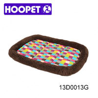 Colorful cat dog mat bed dog modern dog beds