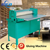 SG-720C Industrial hot melt gluing machine with bracket for packaging box making
