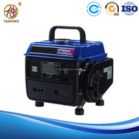 High demand export products jiangdong gasoline generator for construction machinery