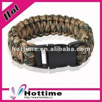 parachute cord bracelet how to make