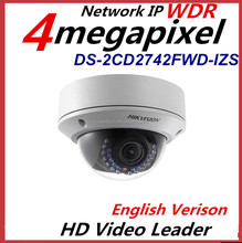 Hikvision DS-2CD2742FWD-IZS 4MP Inurl Viewerframe Mode Motion Network Camera Camera For Surveillance