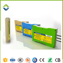 lithium ion battery 12v 15ah pack 18650 for solar street light