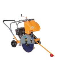 Q450 concrete cutter for asphalt road